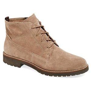 👠BOGO🆓Franco Sarto Civic Suede Desert Ankle Boot